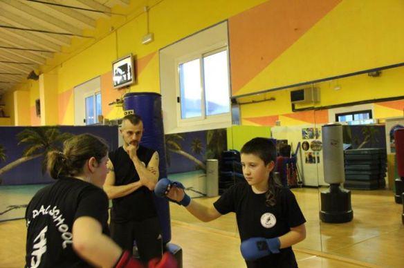 MMA Bambini Shou Dao School