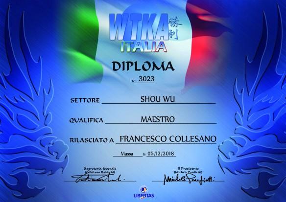 CertificatoWTKAITA-COLLESANO-SHOU WU-3023 (1)